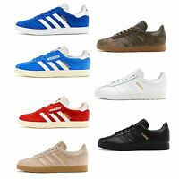 Adidas Originals Gazelle Suede & Leather Trainers in in All Sizes