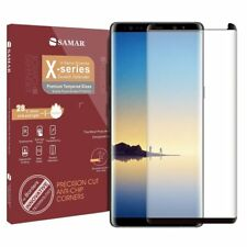 SAMAR-Qualità Premium 8 Samsung Galaxy Note vetro temperato protezione schermo