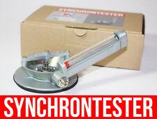 Synchrontester, Synchrotester Tester Vergaser - Motorrad Synchronuhr Motortester