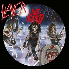 Slayer Live Undead 180g 1LP Vinyle+Affiche + Lyric/Photo 2015 Métal Blade