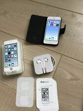 Apple iPod Touch 6. Generation Blau mit OVP - Wie NEU