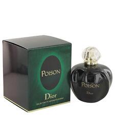 Poison by Christian Dior Eau De Toilette Spray 3.4 oz for Women SEALED NEW BOX