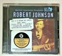Martin Scorsese Presents The Blues (Sony CD Playtested CK 90494) Robert Johnson