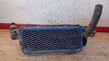 1984 1985 Suzuki RM125 RM 125 left radiator and hoses