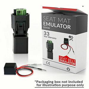 Seat Occupancy Mat Bypass For BMW E46E36E64E65E66Z4X5-E53 Sensor Airbag Emulator