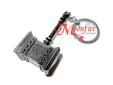WORLD OF WARCRAFT DOOMHAMMER KEYCHAIN LARGE SOLID DOOM HAMMER  REPLICA AWESOME