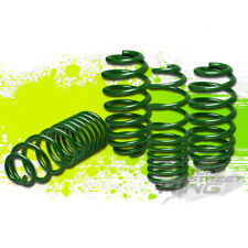 """1.5""""DROP GREEN SUSPENSION LOWERING SPRINGS F+R for 08-11 AUDI TT/QUATTRO"""