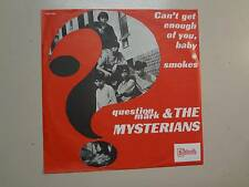 "QUESTION MARK & THE MYSTERIANS: Can't Get Enough Of You,Baby-Holland 7"" 1967 PSL"