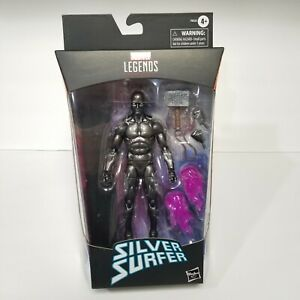 Marvel Legends Series Silver Surfer With Mjolnir Walgreens Exclusive *In Hand*