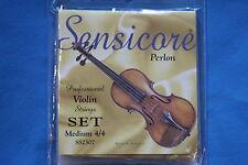 Super Sensitive Sensicore Perlon 4/4 Violin Strings, MPN SS2307