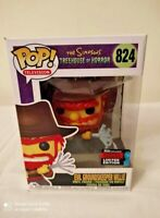 The Simpsons Treehouse of Horror Funko Pop Evil Groundskeeper Willie #824