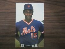 1986 Tcma New York Mets George Foster Postcard