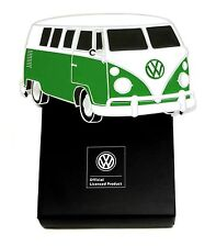 Volkswagen Belt Buckle VW Camper - Green & White - Authentic Officially Licensed