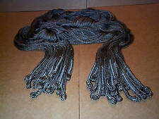 Parachute cords,H.D.,Military issue,14-1/2ft long w/loops on ends-16ea-