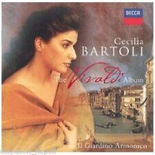 Cecilia Bartoli: Vivaldi allbum  / Il Giardino Armonico - CD + Book