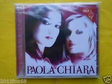 cd's cds un'ora con paola e chiara un'ora con paola & chiara cd 2012 sigillato