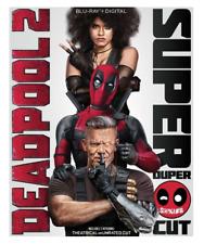 Deadpool 2  (Blu-ray, Digital) Brand New