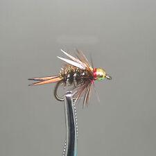 Psycho Prince Nymph fly fishing handmade #14