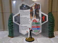 Heroscape Custom Two-Face Double Sided Card & Figure w/ Sleeve DC