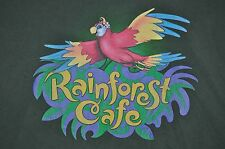 t-shirt 2xlarge rainforest cafe eatery rain forest 27 inches pit to pit