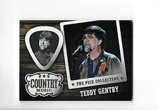 2015 COUNTRY MUSIC Pick Collection ALABAMA TEDDY GENTRY