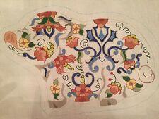 needlepoint canvas  Decorations     Cloisonne  Piggy