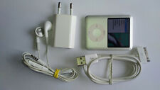 Apple iPod Nano 3rd Generation Silver 4gb with accessories-Free Shipping