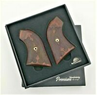 Fits Heritage Arms Rough Rider Rosewood GRIPS .22 & .22 MAG model Best Available