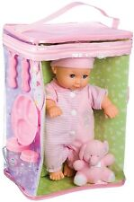 Deluxe Baby Collect Ensemble 12'' Play Doll by Toysmith Christmas Gift IN STOCK