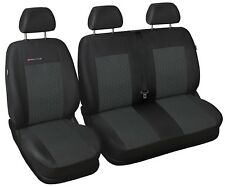 Van seat covers fit Mercedes Vito 1+2  (P1)