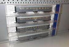 Roco H0 74600 - 74605 _ 4x FS Reisezugwagen, Personenwagen, Ep: IV _NEU