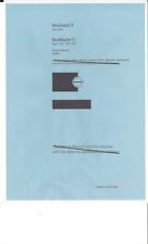 B & O Bang & Olufsen Service Manual für Beomaster / Beosound 5  english Copy