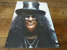 SLASH - Mini poster couleurs !!!!!!!!!!!!!!!