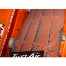 Filet de protection de radiateur ktm sx125/150 sx-f250/35... Twin air 177759SL42