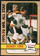 Bobby Orr 1972-73 Topps #122 Bruins AS