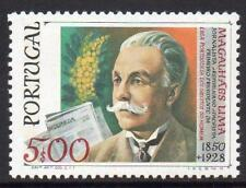 PORTUGAL MNH 1978 SG1736 50th Anniversary of the Death of Magalhaes Lima
