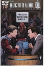 Doctor Who #3 volume 3 comic book The Eleventh 11th Doctor TV show series