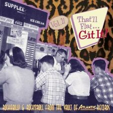 Various Artists - That'll Flat Git It 21 / Various [New CD]