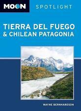 Moon Spotlight Tierra del Fuego and Chilean Patagonia