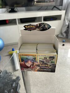 Joblot Pokemon Cards All Pack Fresh Bundle