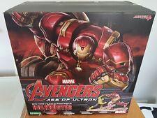 Kotobukiya Marvel Avengers Age of Ultron Hulkbuster Iron Man ArtFX Statue BOXED