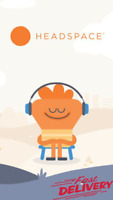 Headspace12 MONTHS Subscription Meditation App not shared just for you be safe