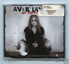 Avril Lavigne/My Happy Ending (2 Versions) + 2 (Australia/Sealed)