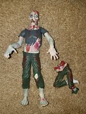 ATTACK OF THE LIVING DEAD SUBJECT  JAKE ACTION FIGURE ZOMBIE NIGHT MEZCO TOYS