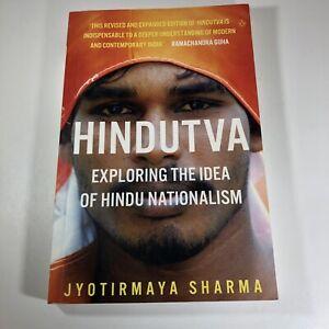 Hindutva: Exploring the Idea of Hindu Nationalism by Jyotirmaya Sharma