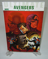 Ultimate Comics Avengers Crime Punishment Marvel Comics TPB Trade Paperback New