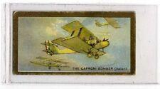 (Ja5085-100)  Players Overseas,Aeroplane Series,Caproni Bomber,1926#38