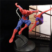 "7"" Marvel The Avengers Superheld Spiderman Spider Man PVC Action Figur Spielzeug"