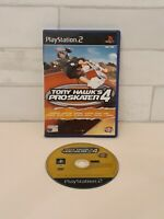 Tony Hawk's Pro Skater 4 Video Game for Sony PlayStation 2 PS2 PAL - No Manual
