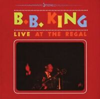 B.B. King - Live At The Regal (NEW CD)